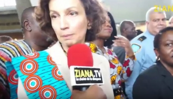 Semaine Africaine UNESCO 2019. Interview de Mme Audrey AZOULAY, D.G. de l'UNESCO